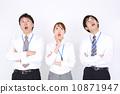 商業(4名年輕人) 10871947
