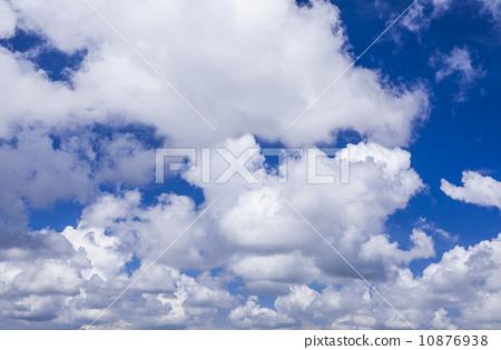 藍天白雲 10876938