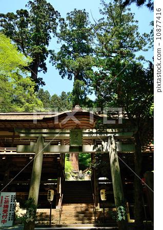 Yuki Shrine 10877416