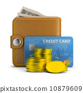 small, payment, 3d 10879609