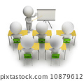 3d small people - training courses 10879612