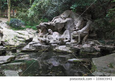 虎泉夢(杭州虎泉) 10883941