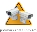 warning, surveillance, security 10885375