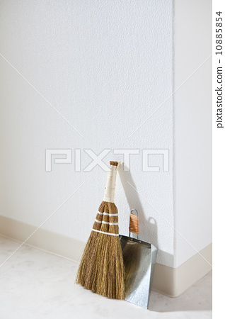 Stock Photo: cleaning tools, utensil, general cleaning