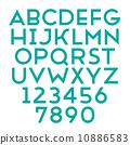 활자체, 활자면, 형태 10886583
