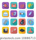 Color flat icons 8 10886713
