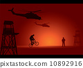 soldier silhouette army 10892916