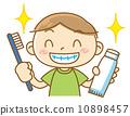 牙粉 10898457