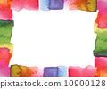 水彩素材 10900128
