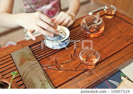 中國茶道,茶道 10907329