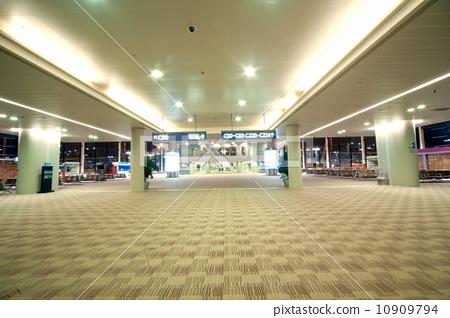 機場候機廳 10909794