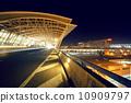 機場候機大廳 10909797
