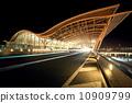 機場候機大廳 10909799