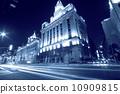 上海城市夜景 10909815