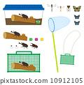 收集昆蟲 10912105