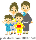 유카타의 가족 10916740