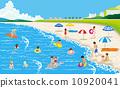 海水浴 海水浴者 塞瓦日觀光 10920041