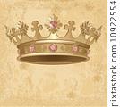 อัญมณี,มงกุฎ,น่ารัก 10922554