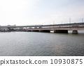 河 桥 桥梁 10930875