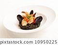 dish, rice, risotto 10950225