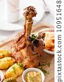 猪肉 烤的 关节 10951648
