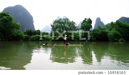 西林漓江,阳朔富士 10958163