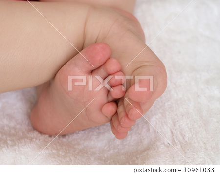 아기 다리 누드 10961033