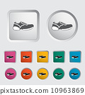 Shoes icon. 10963869