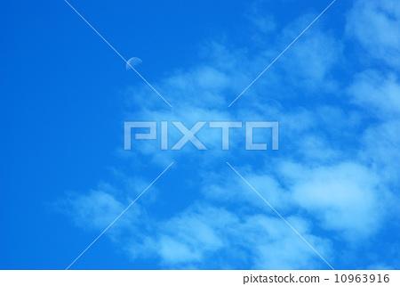 藍天白雲 10963916