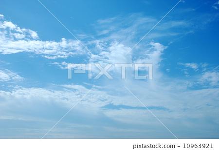藍天白雲 10963921