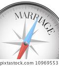 新郎 結婚 新娘 10969553