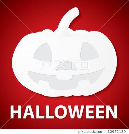 Pumpkin halloween paper 10971129