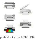 gray, copier, printer 10976194