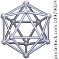 Icosahedron 10979024