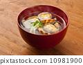 Clam soup 10981900
