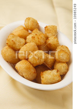 Fried potato 10985249
