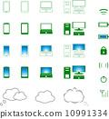 數位 電子 智能手機 10991334