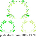 三叶草 框架 帧 10991978