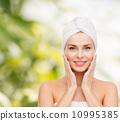 spa, towel, skincare 10995385