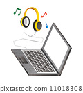 music, headphones, headphone 11018308