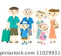 여행, 가족, 자녀 11029931