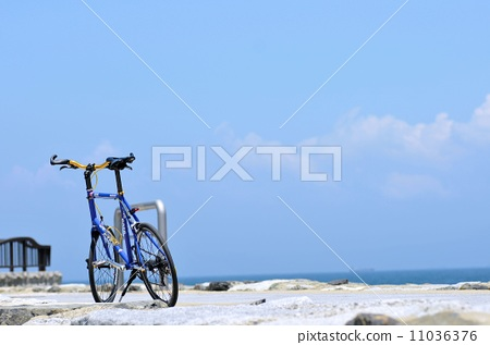 자전거가있는 풍경 11036376