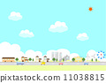 城市景觀 11038815