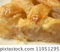 Baked apple pie 11051295