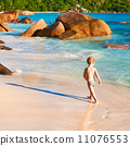 水 海滩 夏天 11076553