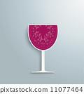 葡萄酒杯 葡萄酒 红酒 11077464