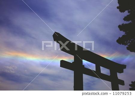 Horizontal Arc 11079253