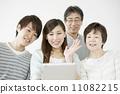 미소, 태블릿, PC 11082215