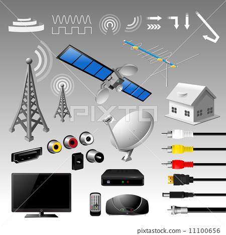 broadcast digital tv 11100656