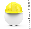 protect, construction, helmet 11110322